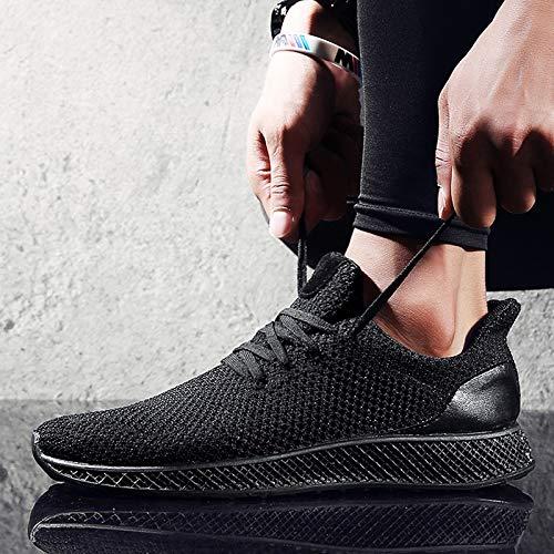 Chaussures Sport Nanxieho Mode Tissage D'hiver Des Printemps De Loisir Jogging Respirant Net Automne Hommes Et Volant HHzq6Aw