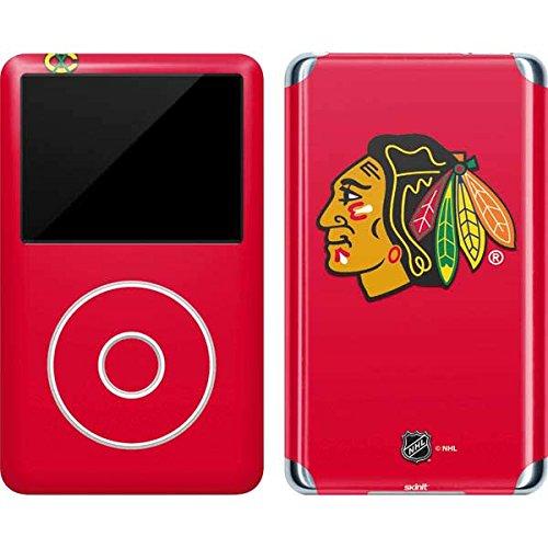 - Skinit Chicago Blackhawks Solid Background Vinyl Skin for iPod Classic (6th Gen) 80 / 160GB