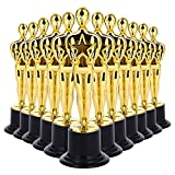 """PlayO 6"""" Gold Award Trophy Statue - 12 Pack - 12"""