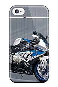 Fashion Protective 2013 Bmw Hp4 Pictures Case Cover For Iphone 5/5S