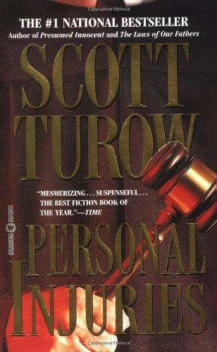 personal injuries - Presumed Innocent Book