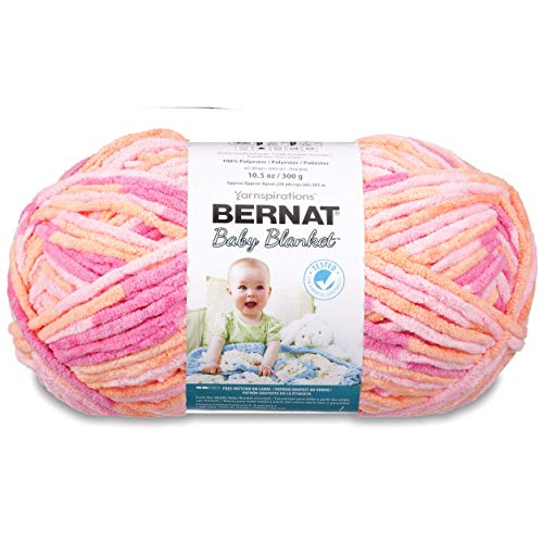 Bernat Baby Blanket Big Ball Yarn (04510) -