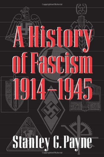 (A History of Fascism, 1914-1945)