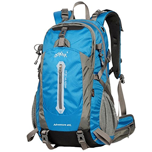 WATERFLY Waterproof Backpack Climbing Mountaineering