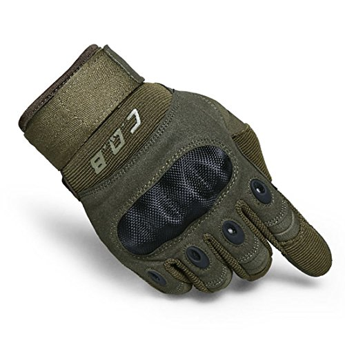 DXdesign Outdoor Hiking Riding Cycling Tactical Hard Knuckle Gloves Anti slip Bicycle Motorcycle Men Women Gloves