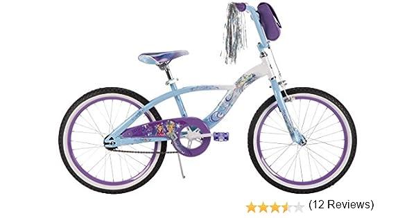 Huffy Bicicleta para niña de 20 Pulgadas de Disney Frozen: Amazon ...