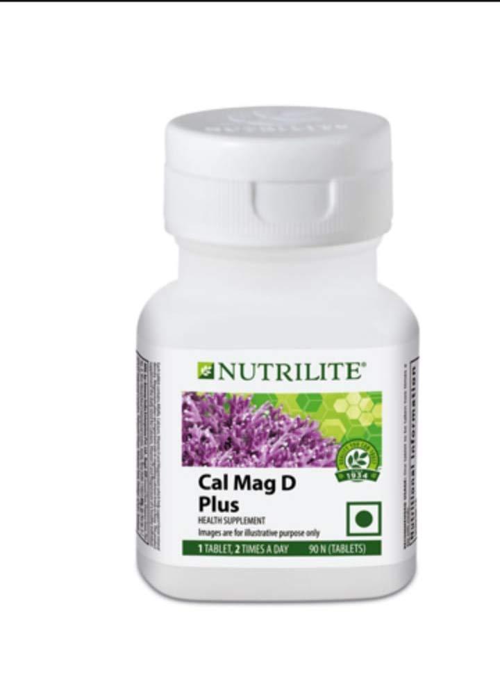 Amway Nutrilite Cal Mag D Plus (90 tab)