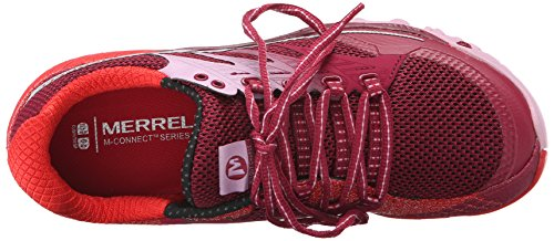 Merrell Women's ALLOUT Red Trail Charge Bright Running qE6drqxw