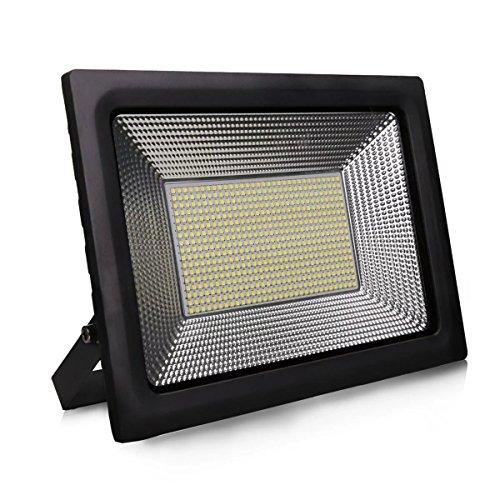 Siivton Lantoo 100W LED Floodlight,120 Degree Wide Beam Angle IP65...