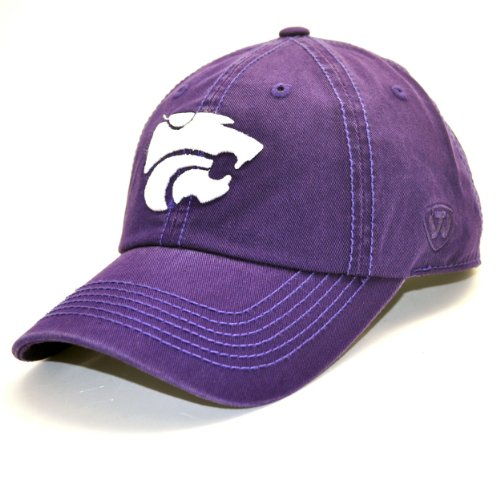 Kansas State Wildcats Adult Adjustable Hat ()
