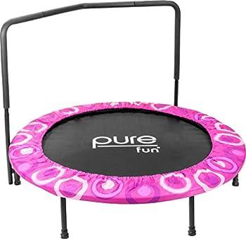 Pure Fun Super Jumper Kids Trampoline