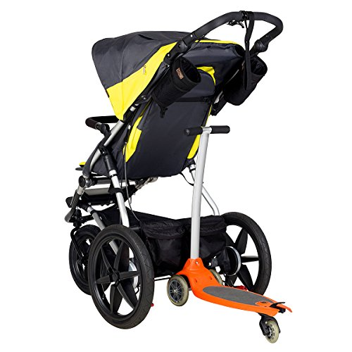 Mountain Buggy Terrain Premium Jogging Stroller, Graphite by Mountain Buggy (Image #9)