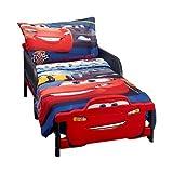 Disney Cars Red & Blue Bedding Set (Toddler) 4pc
