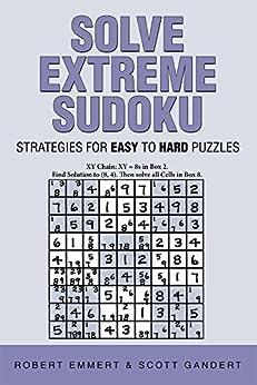 Solve Extreme Sudoku Strategies Puzzles ebook product image