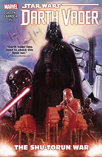 Comics Digital Marvel - Star Wars: Darth Vader Vol. 3: The Shu-Torun War (Star Wars (Marvel))