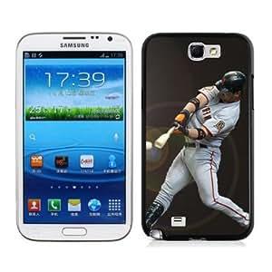 SevenArc MLB San Francisco Giants Samsung Galalxy Note 2 N7100 Case Cover
