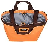 ROOTOTE Men's 2Way Backpack One Size Orange