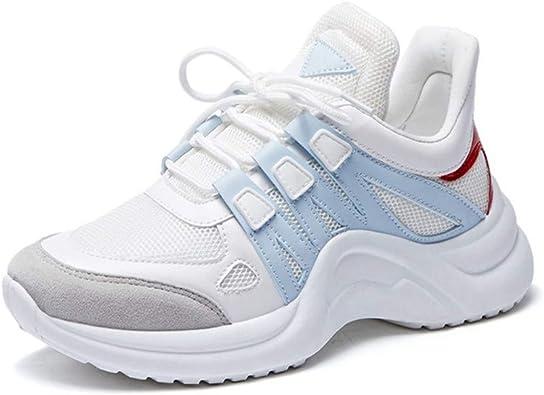 Zapatillas Deportivas para Hombre y Mujer, Transpirables, con ...