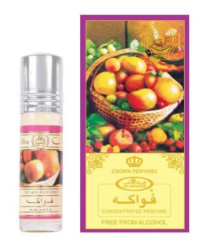 (Fruit - 6ml (.2 oz) Perfume Oil by Al-Rehab (Crown Perfumes))