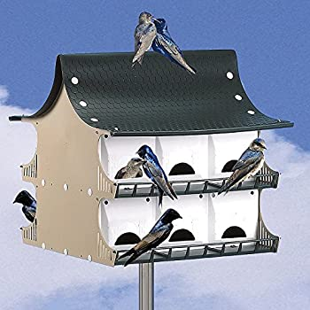 S & K Mfg. S and K Purple Martin House, 12 Room