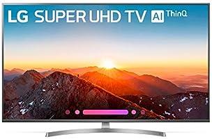 LG 55SK8000PUA 55-Inch 4K Ultra HD Smart LED TV (2018 Model)