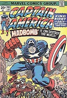 captain america 193 - 5