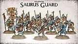 Games Workshop 99120208016'' Seraphon Saurus Guard