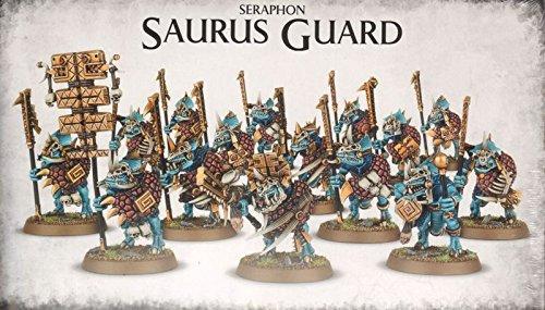 Games Workshop 99120208016 SERAPHON Saurus Guard