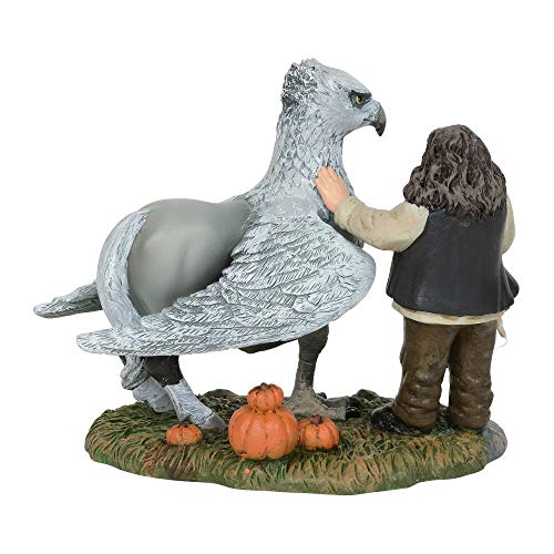 Department56 Harry Potter Village Accessories Proud Hippogriff Indeed Figurine 3.35'' Multicolor by Department56 (Image #1)