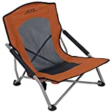 ALPS Mountaineering Rendezvous Chair, Rust