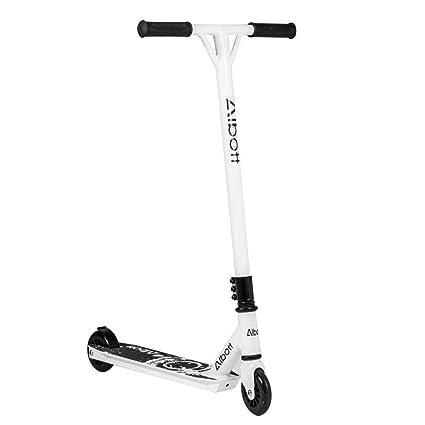 Roller Pro Stunt Elektrische Roller Für Erwachsene Kick Roller Rollschuhe, Skateboards Und Roller Hohe Qualität Stunt Scooter 8 Zoll über Bord