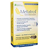 American BioScience Metatrol Fermented Wheat Germ Extract - Super Concentrate - 60 Capsules