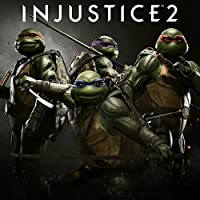 Injustice 2: TMNT - PS4 [Digital Code]