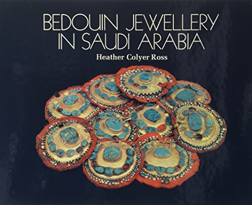 Bedouin Jewellery in Saudi Arabia