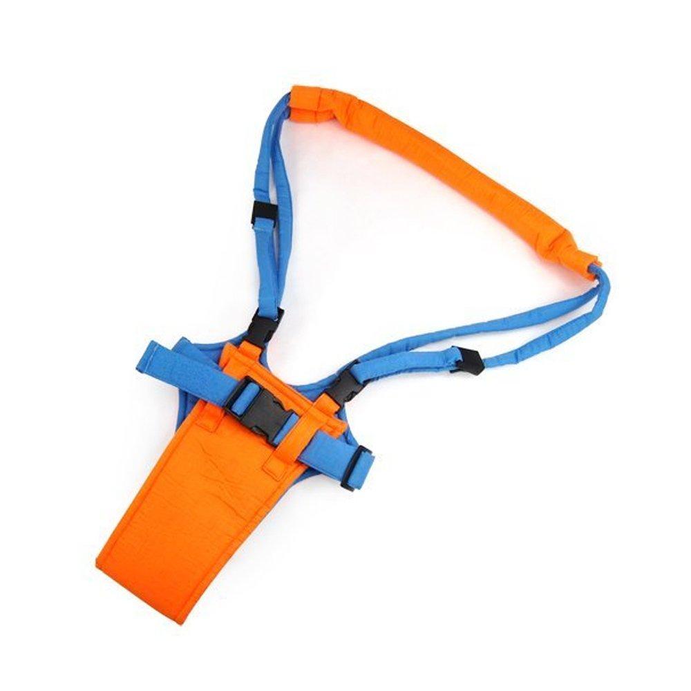 Andador, Andadores de Arnés de Seguridad,para bebé aprender los Primeros Pasos Ajustable (amarillo/azul) hou zhi liang
