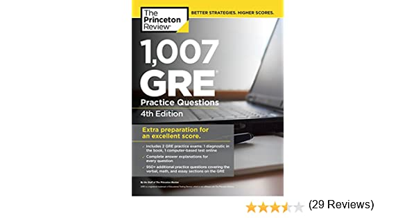 Amazon 1007 gre practice questions 4th edition graduate amazon 1007 gre practice questions 4th edition graduate school test preparation ebook princeton review kindle store fandeluxe Image collections