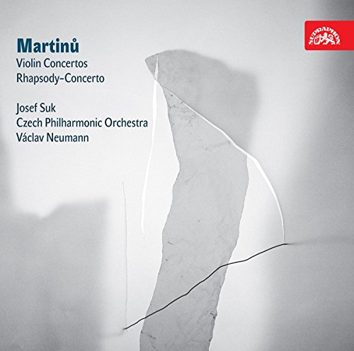 Violin Concertos, Rhapsody-Conceerto