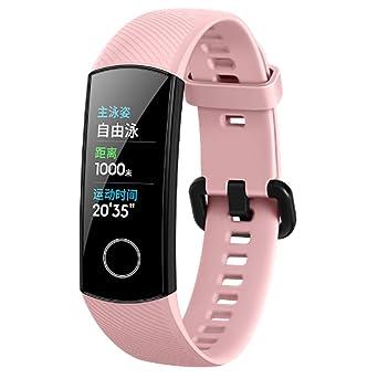 Mumuj Fitness Tracker, Smart Watch Huawei Honor Band 5 Smartwatch ...