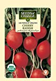 Seeds of Change 01467 Certified Organic Radish, Cherry