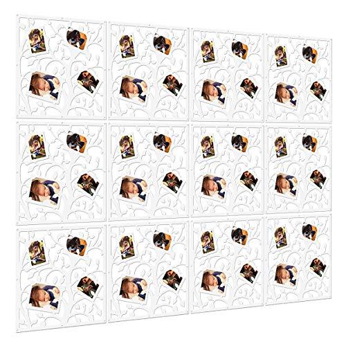 b0dd4081dbb Kernorv Hanging Picture Frame Room Divider Screen