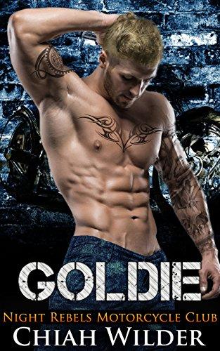 GOLDIE: Night Rebels Motorcycle Club (Night Rebels MC Romance Book 4) cover