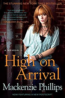 High On Arrival by [Phillips, Mackenzie]