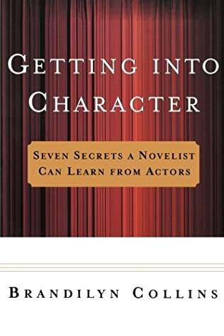 book cover of Getting Into Character