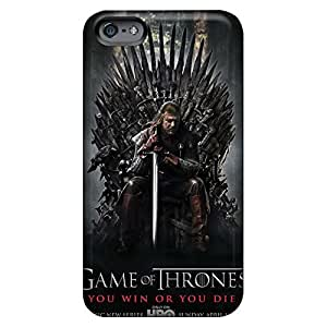 Tpye phone cases covers Forever Collectibles Strong Protect iphone 6plus 6p - game of thrones tv series