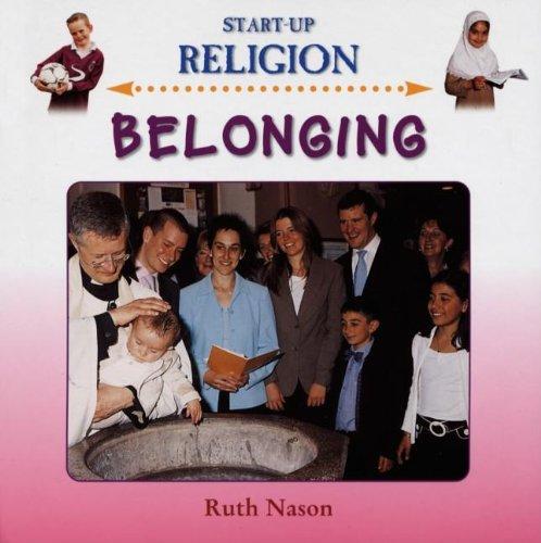 Read Online Belonging (Start Up Religion) PDF