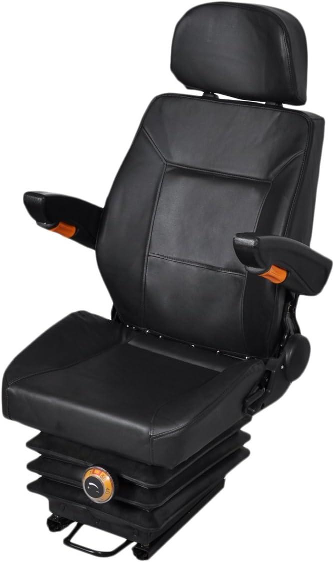 Univeral Traktorsitz Traktor Sitz Schleppersitz Treckersitz Inkl Armlehne Und Rückenlehne Baumarkt
