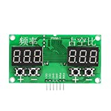 Square Wave Signal Generator Stepping Motor Drive Module PWM Pulse Frequency Duty Cycle Adjustable - Arduino Compatible SCM & DIY Kits - Module Board