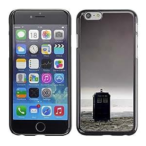 SKCASE Center / Funda Carcasa - Caja de Policía - Doctor - Apple Iphone 6 Plus 5.5