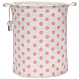 Canvas Laundry Hamper Sea Team 19.7