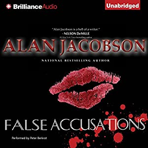 False Accusations Audiobook